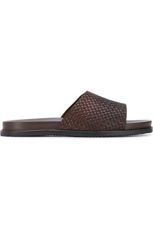 Scarosso Woven slippers