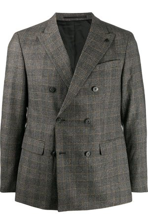 Karl Lagerfeld Check suit jacket