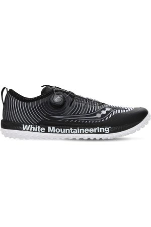 Saucony White Mountaineering Switchback Sneakers