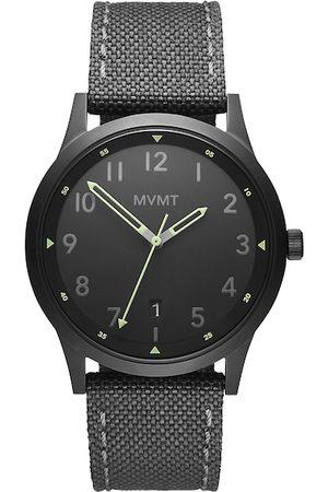 MVMT Men Black Analogue Watch 28000015-D