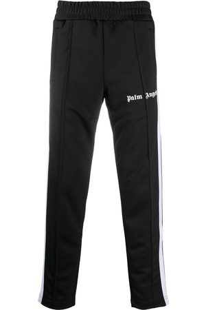 Palm Angels Logo-print track pants