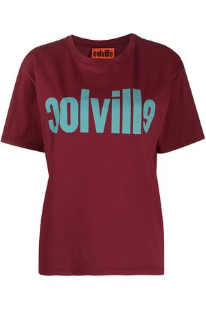 Colville Women Short Sleeve - Logo-print cotton T-shirt