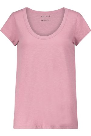 Velvet Kira cotton T-shirt