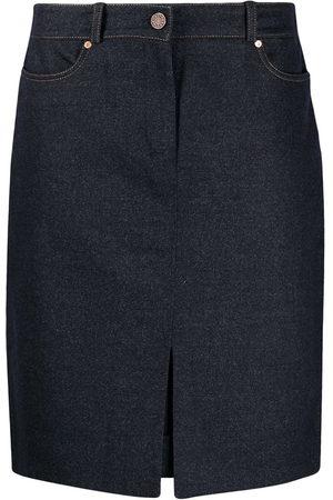 Céline High waist knee-length skirt