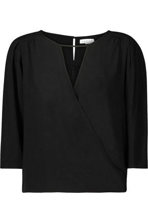 Velvet Ida blouse