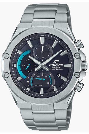 Casio Edifice Slim Series Men Solar Sapphire Multifunctional Watch - EFS-S560D-1AVUDF-(ED497)