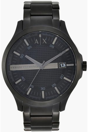 Armani Men Analog Watch with Metal Strap - AX2104