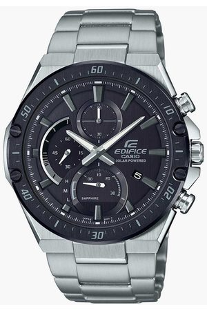 Casio Edifice Slim Series Men Solar Sapphire Multifunctional Watch - EFS-S560DB-1AVUDF-(ED498)