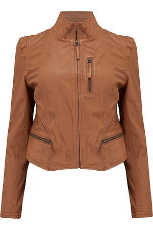 MDK / Munderingskompagniet Rucy Leather Jacket - Lion