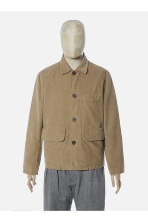 Universal Works Warmus II Jacket - Taupe Corduroy