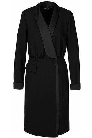Marc Cain Collections Exquisite Coat Dress 900 PC 21.25 W36