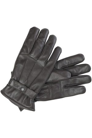 Barbour Men Gloves - Burnished Leather Thinsulate Gloves