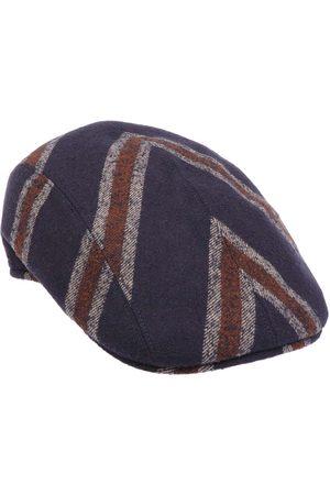 Portaluri Men Hats - MEN'S 202D25 GREY WOOL HAT