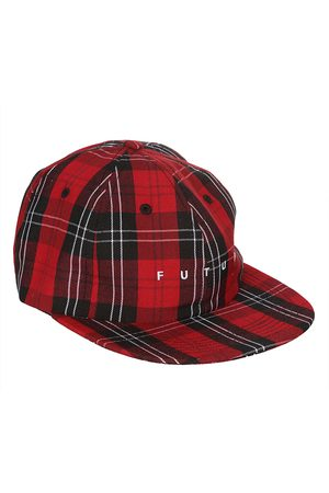 Futur MEN'S LOGOCAPTARTANMULTICOLOR MULTICOLOR COTTON HAT