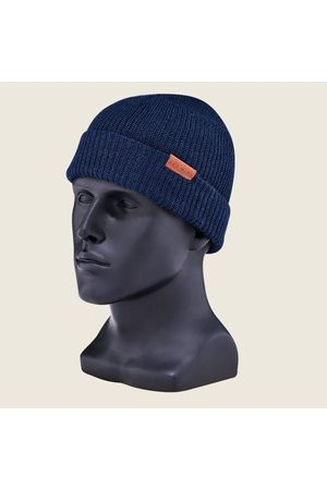 Red Wing Beanie Hat - Navy