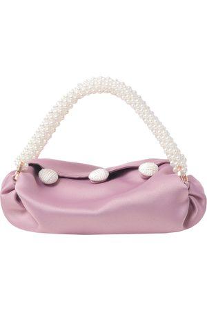 Women Tote Bags - Lilac Small Nino Tote
