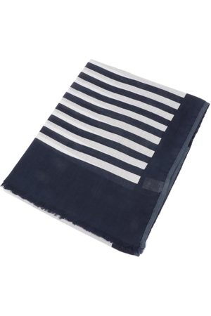 ALTEA MEN'S 19504761 GREY COTTON SCARF