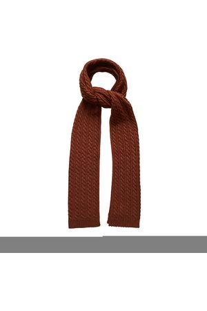 Eton A00031991 48 brick red shawl