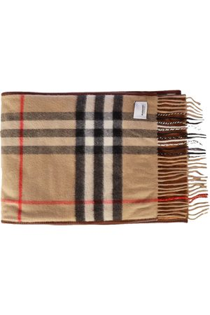 Burberry MEN'S 8024510 CASHMERE FOULARD