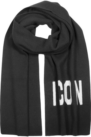 Dsquared2 MEN'S KNM003401W021892124 WOOL SCARF