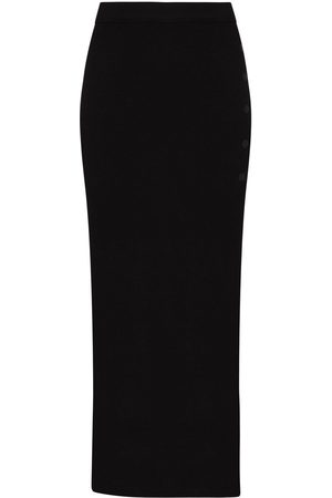 Alix NYC Fordham side-slit pencil skirt