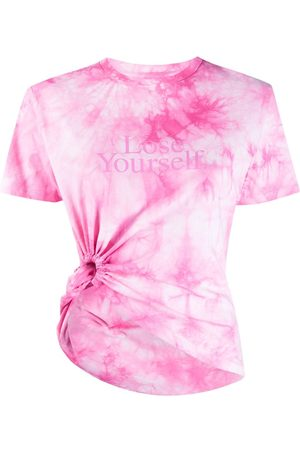 Paco rabanne Lose Yourself tie-dye T-shirt