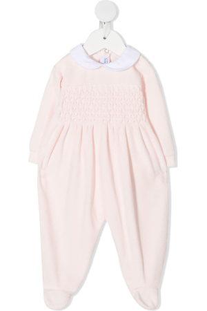 SIOLA Diamond-knit pattern pyjamas