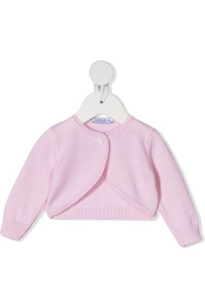 SIOLA Long Sleeve - Knitted long sleeve cardigan