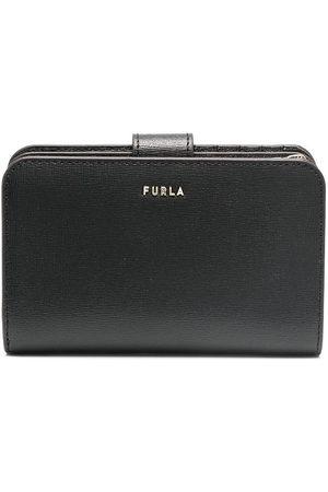 Furla Babylon leather compact wallet