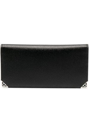 Salvatore Ferragamo Men Wallets - Large leather cardholder