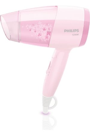 Philips BHC017/00 ThermoProtect 1200 W Hair Dryer- Pink