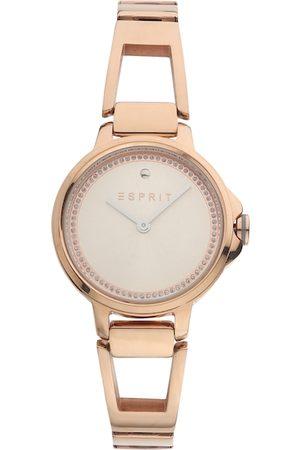 Esprit Women Rose Gold Analogue Watch ES1L146M0075