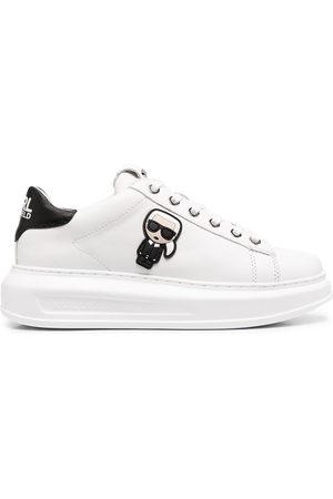 Karl Lagerfeld Women Sneakers - Ikonik Karl low-top sneakers