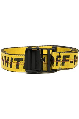 OFF-WHITE CLASSIC INDUSTRIAL BELT SHORT BLA