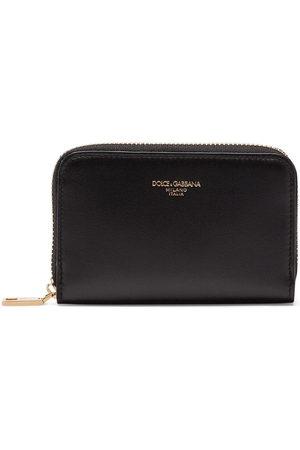 Dolce & Gabbana Men Wallets - Logo zip-around wallet