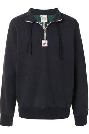 CRAIG GREEN Printed back stand-up collar sweatshirt