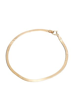 LOREN STEWART Women Necklaces - Herringbone Bracelet in