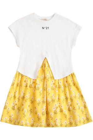 Nº21 Printed Cotton Dress