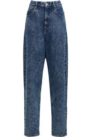 Isabel Marant Corsysr Straight Baggy Jeans