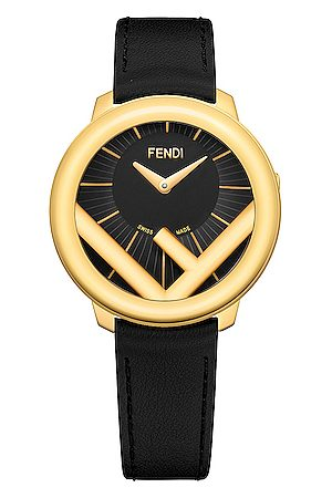 Fendi Women Watches - Runaway Circle Watch in