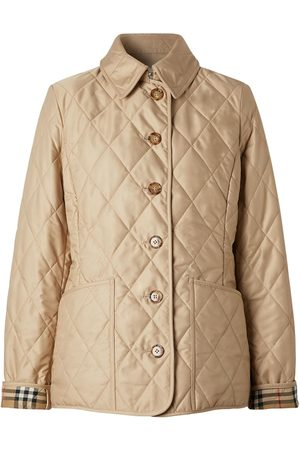 Burberry Fernleigh Quilted Short Jacket