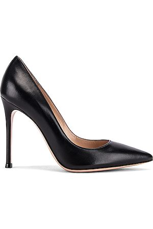 Gianvito Rossi Women High Heels - Leather Pumps in