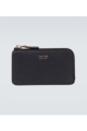 Tom Ford Medium zipped leather wallet