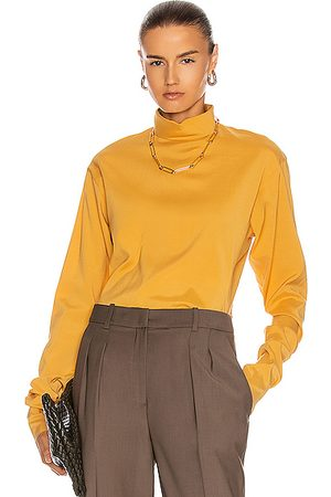 LEMAIRE Soft Turtleneck Top in