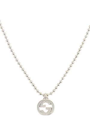 Gucci Interlocking Necklace in