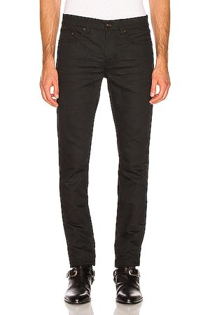 Saint Laurent Low Rise Skinny Jean in Used