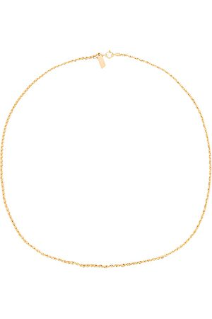 LOREN STEWART Rope Chain Necklace in