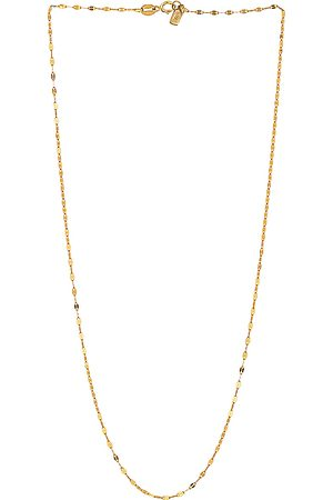 LOREN STEWART Mirror Chain Necklace in