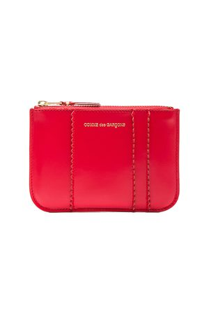 Comme des Garçons Raised Spike Small Pouch in