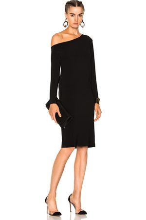 Norma Kamali Women Dresses - Drop Shoulder Dress in
